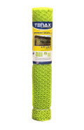 Flourescent Secura Safety Secura Safety Fence