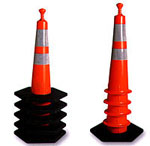 Grabber Traffic Safety Parking Cone