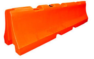 Heavy Duty Jersey Barriers And Safety Barricades