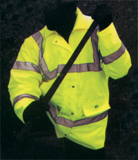 ANSI CLASS III Fluorescent Safety Jackets, Coats and Rain Wear