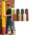 Post Sleeves Bollard Cover Barrier
