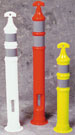 T-Top Portable Delineator Posts