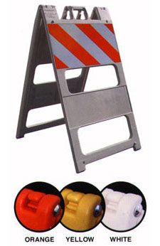 Plasticade Barricades And Jersey Barriers