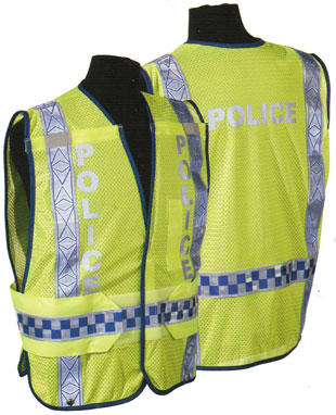 Homeland Security Public Safety Incident Command Police Fire Safety Vests