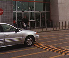 Safety Rider Rubber Speed Hump