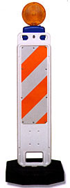 Step-n-Lock Vertical Panel Barricades and Barriers